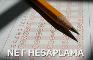 Net Hesaplama : Sınav Puan Hesaplamaları