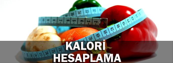 Yemek Kalorisi Hesaplama